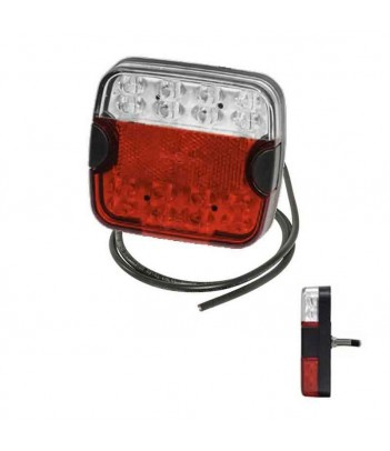 SPOT LAMP FERVOR LED TONDO 180MM