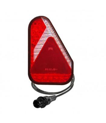 FANALE ANTERIORE EGV1 LED DX CONNETTORE DT04-6P FISSAGGIO INFERIORE
