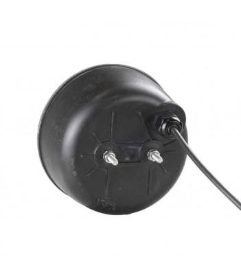 LUCE LATERALE ARANCIONE LED TONDA 12/24V