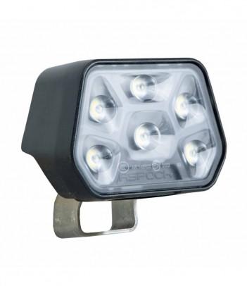 SPOT LAMP LAMPADINA VETRO TRASPARENTE