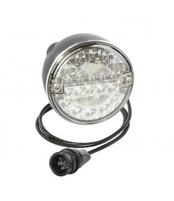 COPPIA PRO-SLIM LED BIANCO 12V