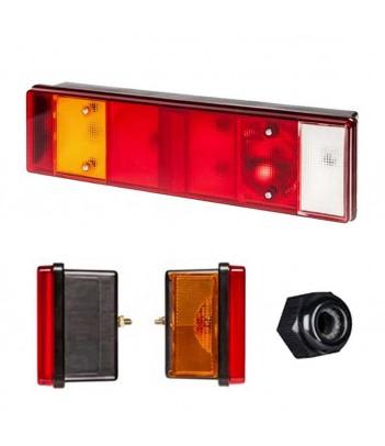 PRO-ROOF LED INCASSO 24V 240 LUMEN