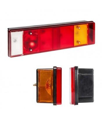 PRO-M-RING LED RETROMARCIA 12/24V AD INCASSO