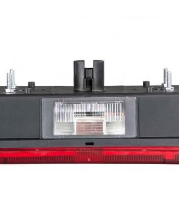 PRO-SLIM LED ARANCIONE LENTE TRASPARENTE 24V