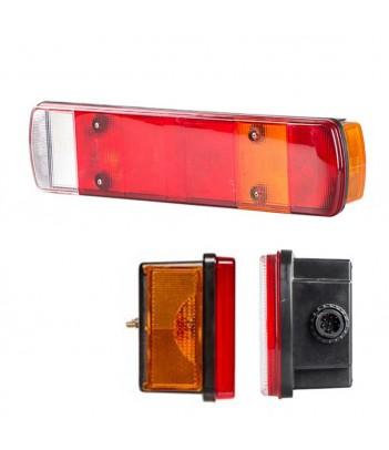 PRO-CAN XL GUIDA LUCE LED ROSSA 24V