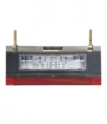 PRO-STRIPE ECO LED ROSSO 276MM 24V