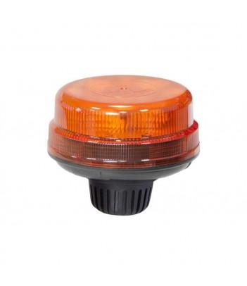 LUCE LATERALE LED RETTANGOLARE 24V STAFFA 90° E PG