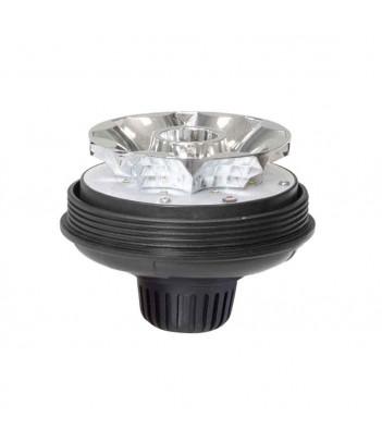 PRO-OVAL LED ANTERIORE 2 FUNZIONI 12/24V