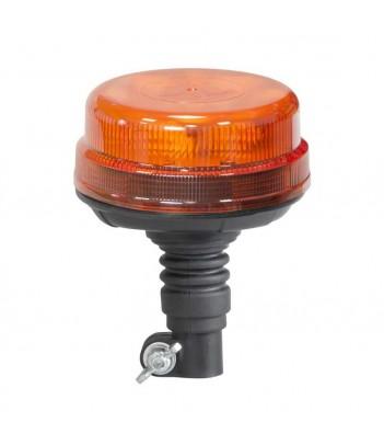 LUCE LATERALE LED RETTANGOLARE 12V STAFFA 90° E PG