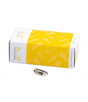 LUCE LATERALE LED RETTANGOLARE 24V STAFFA 90° P&R