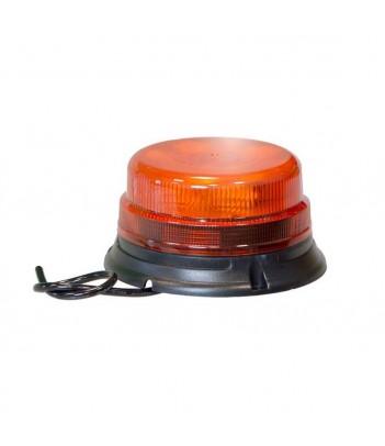 PRO-SUPER-FLAT ARANCIONE LED 12/24V CAVO 0,5M P&R