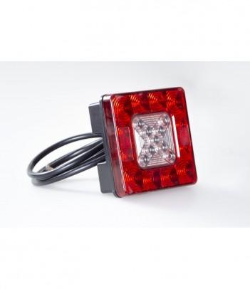 PRO-POWER-FLASH LED 12/24V BASE MAGNETICA