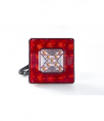 PRO-ROTA-FLASH LED 12/24V 3 VITI