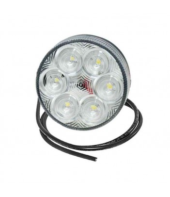 PRO-ROTA-FLASH LED 12/24V DIN FLESSIBILE