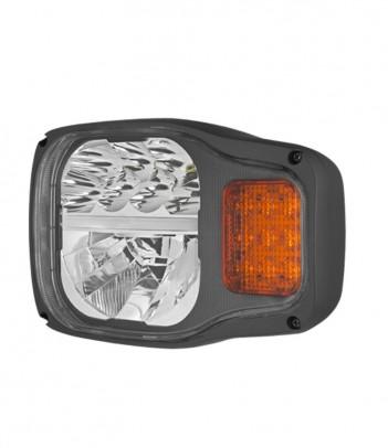 PRO-POWER-FLASH LED 12/24V 3 VITI