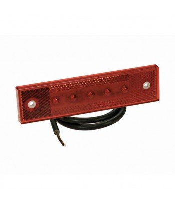 PRO-ROCK 2 LED 2000 LUMEN STANDARD 12/80V