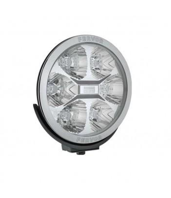 LUCE LATERALE RETTANGOLARE LED STAFFA 90° 24V