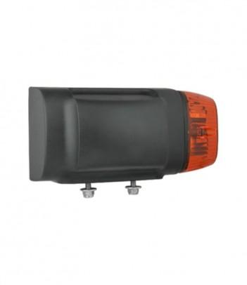 LUCE LATERALE RETTANGOLARE LED TIPO HELLA 12/24V