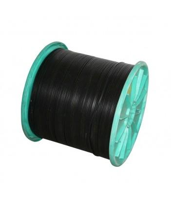 LUCE LATERALE ARANCIONE 5 LED 12/24V CAVO QUADRO DC