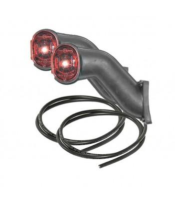 PRO-M-ROAD LED 3 FUNZIONI POSIZIONE STOP E FRECCIA 12/24V
