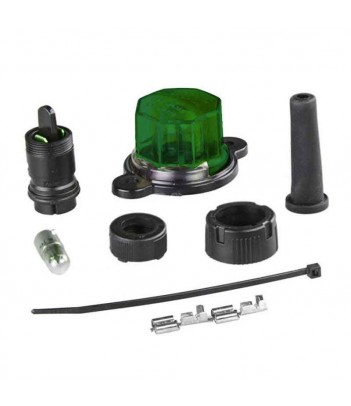 GEMMA FLATPOINT 1 LED ARANCIONE 24V