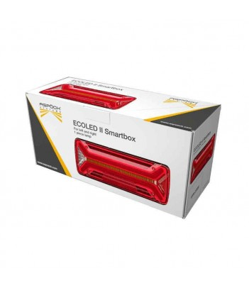 SUPERPOINT 4 LED DESTRO 12/24V P&R
