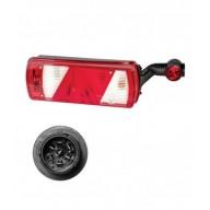SUPERPOINT 4 DX LED 12/24V STAFFA 90°