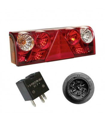 SUPERPOINT 3 LED DESTRO 24V ECOPOINT 2