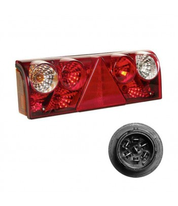SUPERPOINT 3 LED SINISTRO 24V P&R