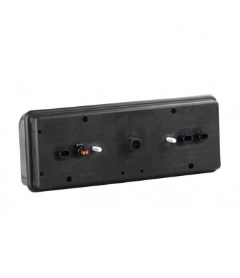 SUPERPOINT 3 LED SINISTRO 24V ASS3 STAFFA DRITTA
