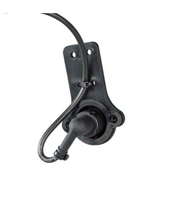 FLATPOINT 1 LED BIANCO 24V CAVO 0,5M P&R