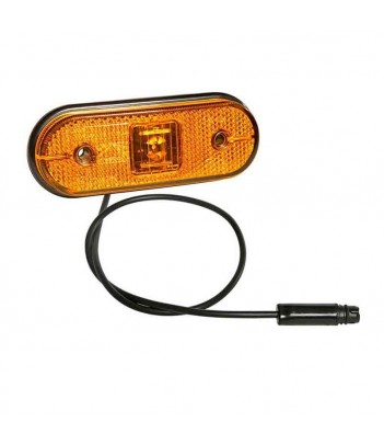 EARPOINT LED DESTRO 12/24V CONNETTORE 5 POLI ASPOCK