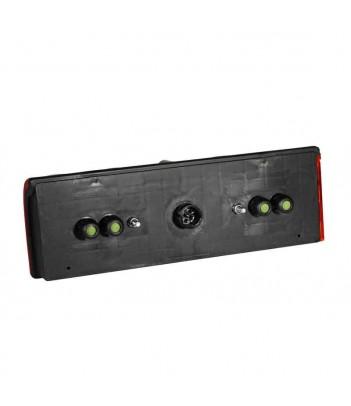 POSIPOINT 2 LED BIANCO 12/24V CAVO 0,5M P&R
