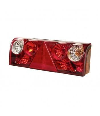 UNIPOINT LED BIANCO 24V CAVO 0,5M P&R