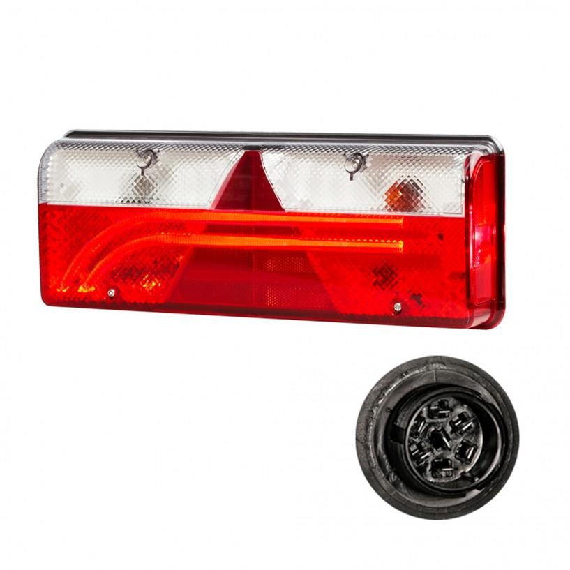REGPOINT 1 LED 24V CAVO 1M P&R