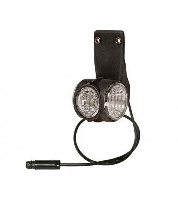 LINEPOINT 2 LED STOP/POSIZIONE 12/24V CAVO 0,5M