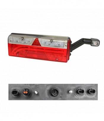 RETROMARCIA TONDO LED 12/24V 140MM ASS2