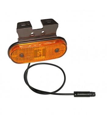LAMPEGGIANTE BASSO ASPOCK LED 12/24V 1 VITE
