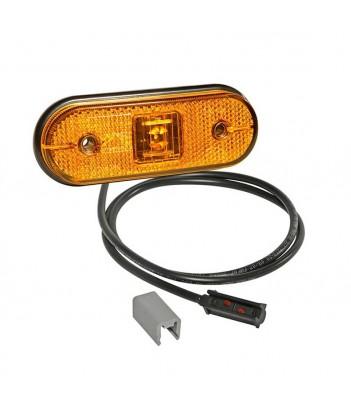 LUCE POSIZIONE ROSSA LED 12/24V