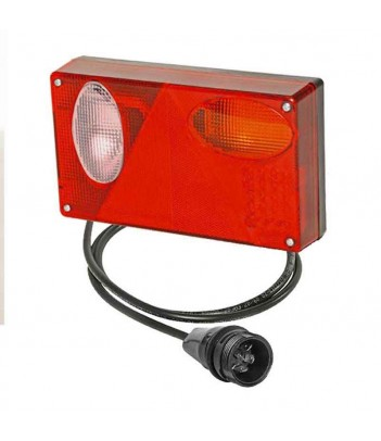 LAMPEGGIANTE ALTO ASPOCK LED 12/24V 3 VITI
