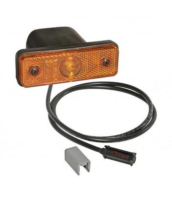 LAMPEGGIANTE BASSO ASPOCK LED 12/24V DIN FLEX