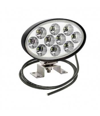 LUCE LATERALE RETTANGOLARE LED 12/24V