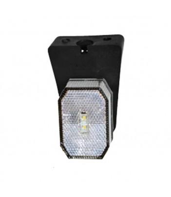 FANALE 5 FUNZIONI LED RETTANGOLARE 285x103 12/24V