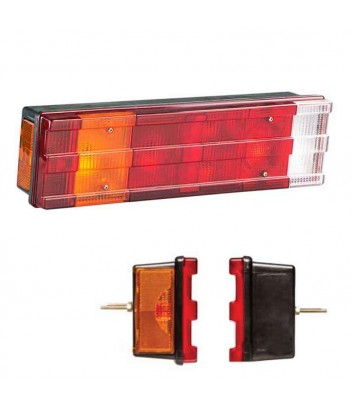 SPOT LAMP FERVOR LED ROTONDO 180MM