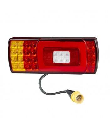 PRO-CAN XL LED POSIZIONE/STOP LENTE TRASPARENTE 12V