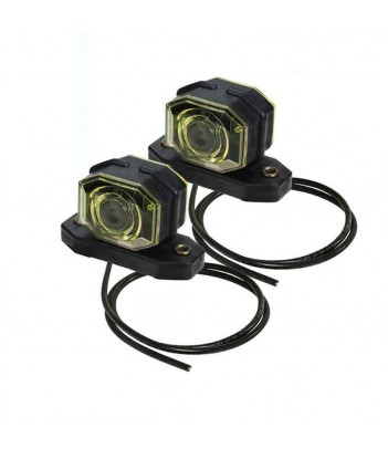 PRO-CURVE LED SINISTRO 12/24V