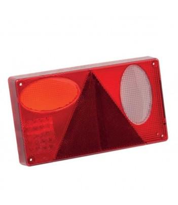 GEMMA FLATPOINT 1 LED ARANCIONE 24V CON PROTEZIONE