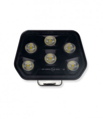 SUPERPOINT 3 LED CORTO 12V CAVO 1M DC