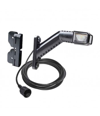UNIPOINT LED BIANCO 24V CAVO 1,5M P&R