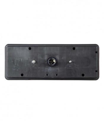 UNIPOINT LED BIANCO 24V CAVO 0,5M P&R CON STAFFA 90°